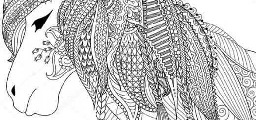 Ausmalbilder Erwachsene Vogel Blumen 01 Ausmalbilder Für Erwachsene